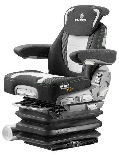 Picture of Maximo Evolution Active Seat - MSG95EAC/741