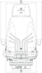Picture of Avento Pro M Seat - MSG85/722