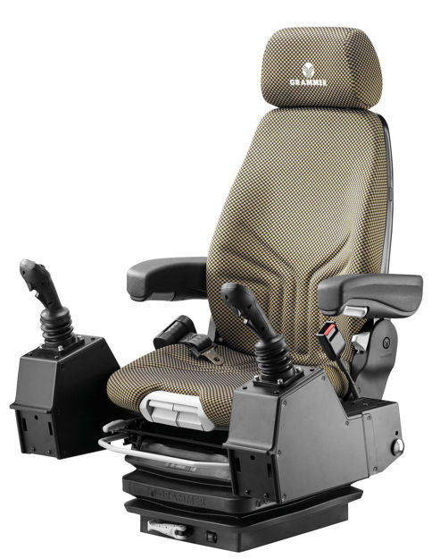 Picture of Actimo M Seat w/ Control Pods - MSG85/722