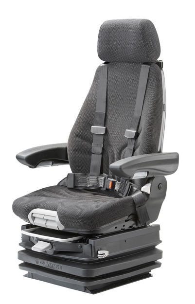 Picture of Actimo XXL Seat w/ 4-Point Harness - MSG97AL/722