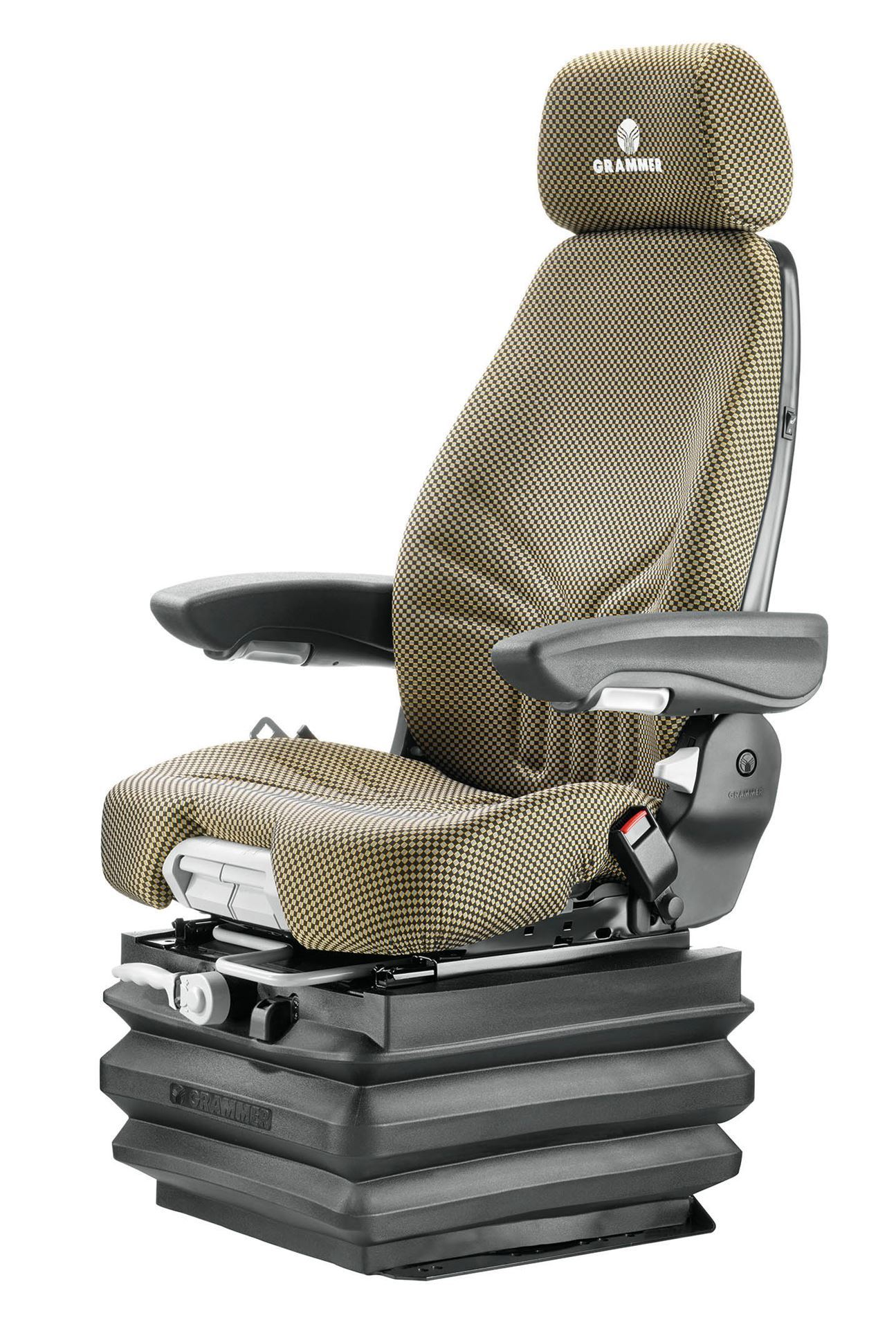 Grammer Actimo XXM Seat. Grammer Seating UK