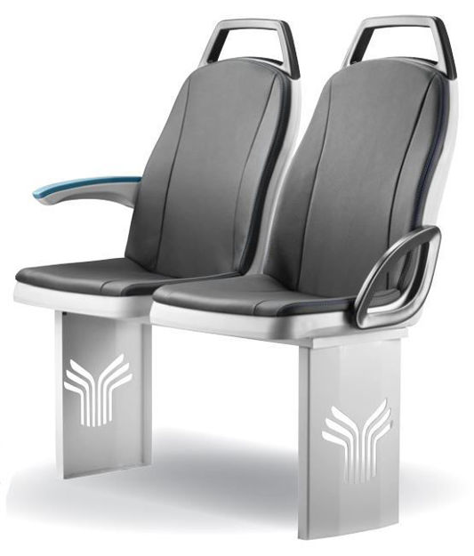 Picture of Innercity3000 Passenger Seat