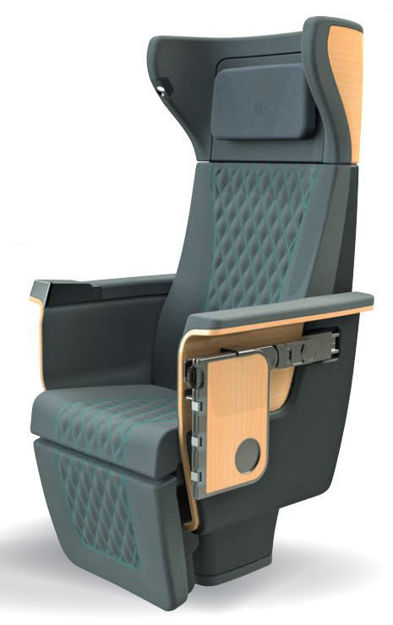 Picture of Premium3000 Passenger Seat