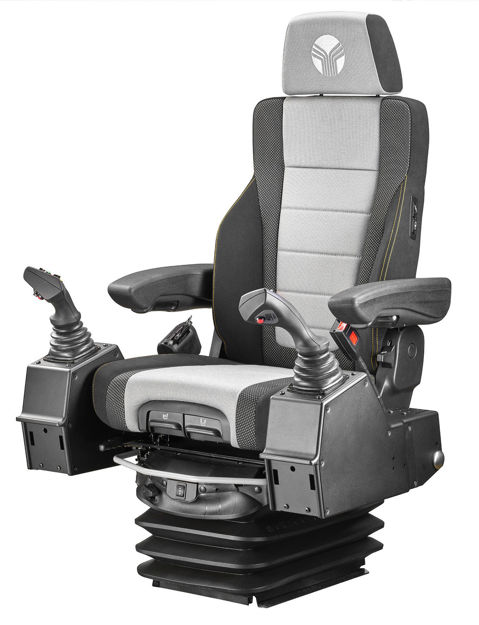 Picture of Actimo Evolution Seat w/ Control Pods - MSG95EL/742